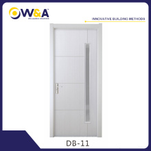 Shanghai Wooden Interior Door Using WPC Material