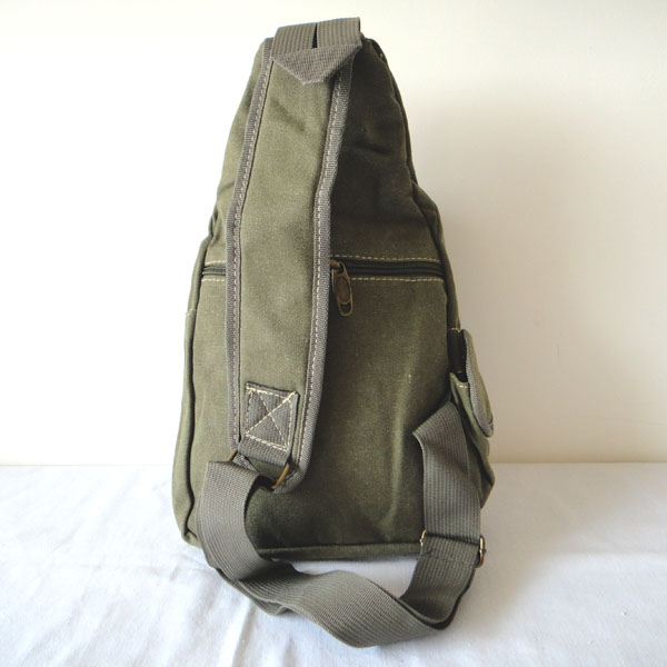 Newest Popular Good Quality Canvas Waist Bag