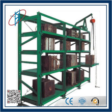 China Gute Qualität Einstellbare Industrail Schublade Typ Schimmel Rack