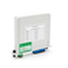 Телекоммуникационная вставка типа lgx box оптоволоконный разветвитель 1x8, модуль сплиттера lgx 1x8