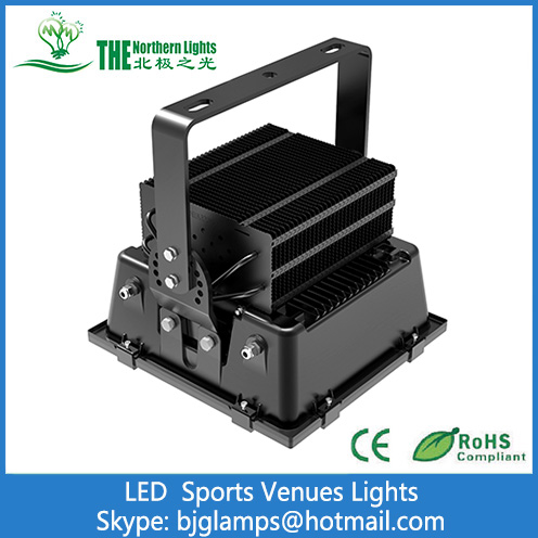 400w LED Lights Replacing HID in Sports Venues