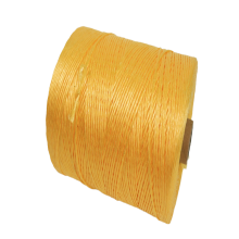 PP strapping machine cord of raw yarn herringbone belt