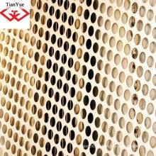 Perforiertes Metallgewebe für Innendekoration (Fabrik)