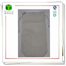 Плоский бумажный мешок для крафт-бумаги
