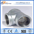 HDG Malleable Iron Pipe Fittings Of Tee​