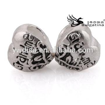 Herz-Form-Metallkorne im Massenverkauf mit preiswertem Preis Großhandelsneue Korne Nickel u. Blei geben heißes frei