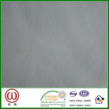 Жесткий отделка обычная / саржа 100% полиэстер костюм флизелин