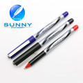 Plastic Switzerland Tip Roller Ball Pen for Office