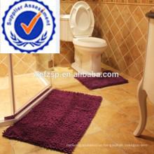 Home textile floor bathroom mat sets wholesale