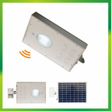 All in One 8W Solar LED Street Light