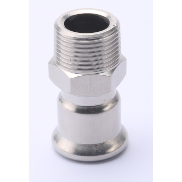 Stainless Steel Pipes and Press pipe Fittings