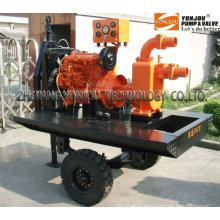Diesel Engine Pump, Diesel Fire Pump, Water Pump, Self-Priming Diesel Engine Pump
