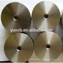 Zirconium Titanium Alloy Prix d'objectif