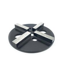 FEIYAN 8 segments diamond grinding wheel diamond tool for concrete floor
