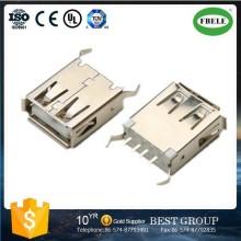 Connecteur étanche Mini connecteur USB Connecteur USB RJ45 (FBELE)