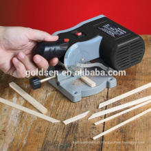 """GODLENTOOL 2 """"50mm Electric Power Small Hobby Craft Mini scie circulaire Mini Mitre Saw Mini Cut-Off Saw"""