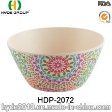 2016 New Type Biodegradable Bamboo Salad Fruit Bowl (HDP-2072)