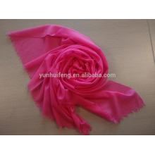 Bufanda de cachemira de alta calidad multicolor