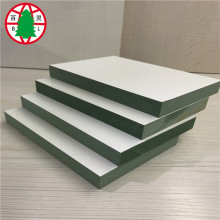 White Melamine HMR Waterproof  MDF board