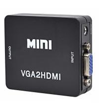 VGA to HDMI Converter Mini Model