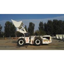 minería subterránea cargador hidráulico 4x4