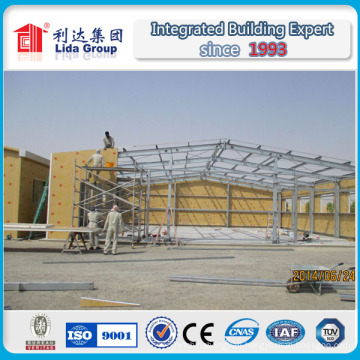 Global Leaders in The Field of Pre Engineered Steel Building Systems (PEB)
