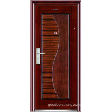 New Design and High Quality Steel Security Door (JC-028)