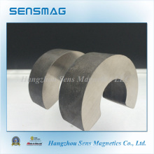 Manufacture Customized AlNiCo Magnet C Shape