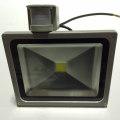 Ip65 Outdoor led 10w lumière d'inondation & conduit capteur de lumière
