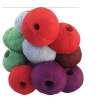 Fios de lã de cashmere com alta qualidade na China