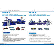 Rotary Sport Shoe Sole, der Maschine herstellt