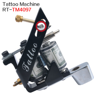 The newest &popular Middling 8 coils tattoo machine