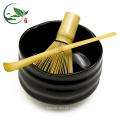 Japonés Chasen para hacer té verde matcha, japonés Matcha Whisk Chasen Set, ceremonia del té japonés Té de bambú batidor chasen