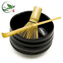 Chasen japonês para fazer matcha chá verde, Matcha Whisk japonês Chasen Set, cerimônia do chá japonês Chá de bambu whisk chasen