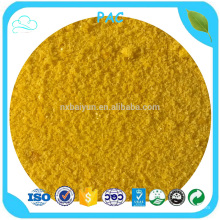 High Grade Yellow Powder Poly Aluminium Chloride PAC 30%