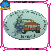 Metal Car Badge for Gft (m-B36)