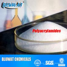 Floculante de poliacrilamida de polímero em pó de alta qualidade
