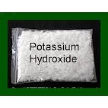 Flocon d'hydroxyde de potassium caustique 90% 95% / Liquide 48%