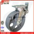 12 Inch Heavy Duty Cast Iron Scaffolding Caster