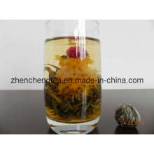 Цветущие чай цветочный (Si Ji Fa Cai)