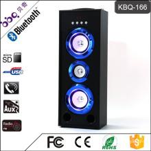 BBQ KBQ-166 25W 3000mAh Bluetooth Mini Subwoofer Speaker
