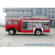 Camion de combat d'incendie de réservoir d'eau et de mousse de Dongfeng 3000L