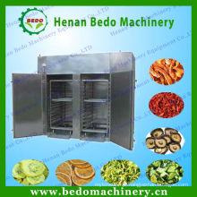 Máquinas de desidratador de processamento de alimentos de frutas e vegetais