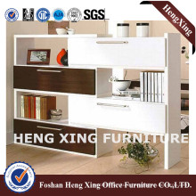 1.6m Melamine Wooden File Storage Cabinet Bookshelf (HX-FL0043)