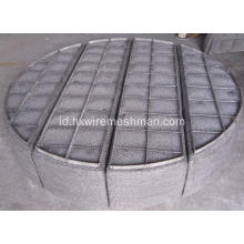 Monel Wire Mesh Dirajut