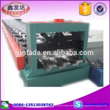 720 Automatische Bodenbelag Bedachungsblech Walzmaschine Farbe Stahlblechmaschine