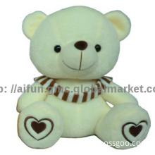 Plush Scarf Bear toy, Original design.