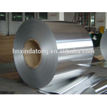 Bobina de aluminio para el refrigerador