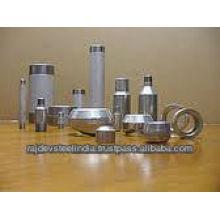 Stainless steel 304 304L 316 316L Swage Nipples
