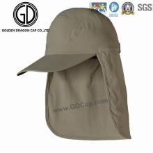 Bequeme Earflap Cap / Legionnaire Cap / Racing Cap